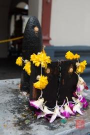 Singapore 2013 - Sri Mariamman Temple - Altar
