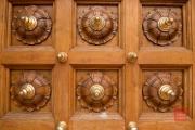 Singapore 2013 - Sri Mariamman Temple - Door