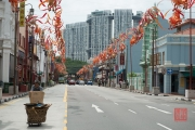 Singapore 2013 - Chinatown - Streets I