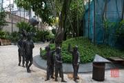 Singapore 2013 - Chinatown - Sculptures