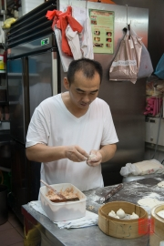 Singapore 2013 - Baozi-Cook