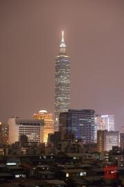 Taiwan 2013 - Taipeh 101 by Night