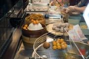 Taiwan 2013 - St. Raohe Night Market - Deepfried Eggs