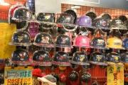 Taiwan 2013 - St. Raohe Night Market - Basecaps