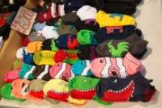 Taiwan 2013 - St. Raohe Night Market - Socks I