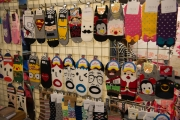 Taiwan 2013 - St. Raohe Night Market - Socks II
