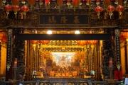 Taiwan 2013 - Keelung - Qingan Temple - Shrine I