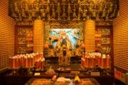 Taiwan 2013 - Keelung - Qingan Temple - Shrine II