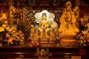 Taiwan 2013 - Keelung - Qingan Temple - Shrine III