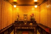 Taiwan 2013 - Keelung - Qingan Temple - Shrine IV