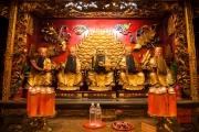 Taiwan 2013 - Keelung - Qingan Temple - Shrine V