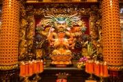 Taiwan 2013 - Keelung - Qingan Temple - Shrine VI