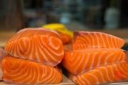 Taiwan 2013 - Keelung - Salmon