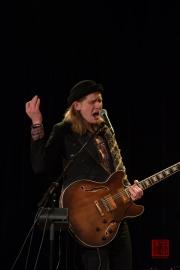 Tafelhalle Myrra Ros 2014 - Julius Bjoergvinsson III