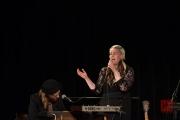 Tafelhalle Myrra Ros 2014 - Myrra Ros & Julius III