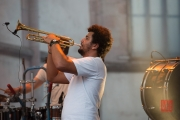 St. Katharina Open Air 2014 - Pullup Orchestra - Olivier Lesage III