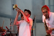 St. Katharina Open Air 2014 - Pullup Orchestra - Soulfill Franklin III
