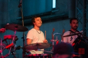 St. Katharina Open Air 2014 - Pullup Orchestra - Lucky Ringo Star III