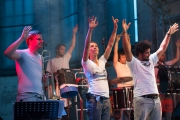 St. Katharina Open Air 2014 - Pullup Orchestra VII