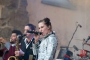 St. Katharina Open Air 2014 - Pullup Orchestra - Justine Case I