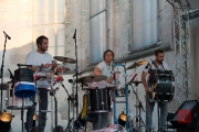 St. Katharina Open Air 2014 - Pullup Orchestra - Drums