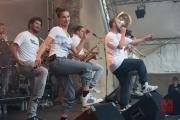 St. Katharina Open Air 2014 - Pullup Orchestra I