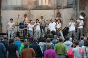 St. Katharina Open Air 2014 - Pullup Orchestra II