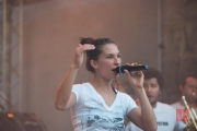 St. Katharina Open Air 2014 - Pullup Orchestra - Justine Case III