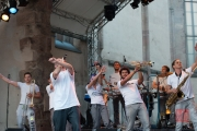 St. Katharina Open Air 2014 - Pullup Orchestra III