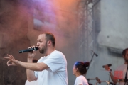 St. Katharina Open Air 2014 - Pullup Orchestra - Samwhaa III