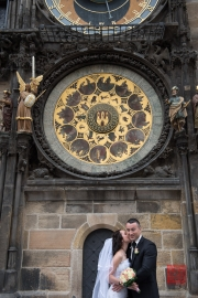 Prague 2014 - Wedding Couple