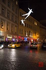 Prague 2014 - Dancing Sculptures