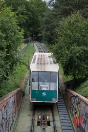 Prague 2014 - Cable car