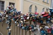 Prague 2014 - Love locks