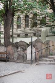 Prague 2014 - Old Jewish Cemetery
