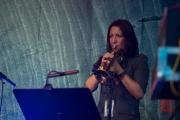 Folk im Park 2016 - The Slow Show - Trumpet