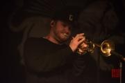 E-Werk Augustines 2016 - Trumpet II
