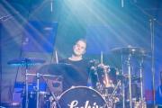 Löwensaal Die Lochis 2016 - Drums