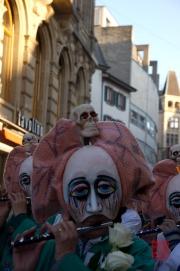 Cortege Basel 2012 - Piccolo - Leiche