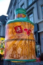 Morgestraich Basel 2012 - Mockba