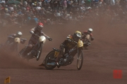 Dirt Track Racing Herxheim 2012 - East Curve - Solo