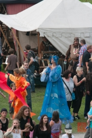 Spectaculum Worms 2012 - Stelzenwesen