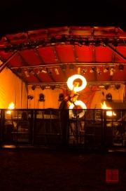 MPS Mosbach 2012 - Feuerspektakel - Spiral Fire VI