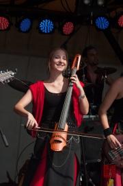 MPS Mosbach 2012 - Vermaledeyt - Vivianne von der Saar