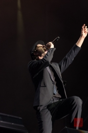 Das Fest - Maximo Park - Paul Smith III