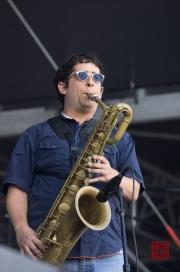 Das Fest - Trombone Shorty - Dan Oestreicher