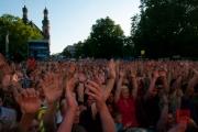 Rheinland-Pfalz Open Air 2012 - Publikum
