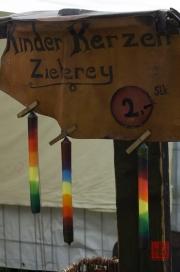 MPS Speyer 2012 - Stand - Kerzenzieherei
