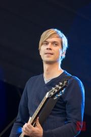 Insel in Concert 2012 - Andreas Bourani - Julius Hartog II