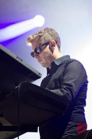 Insel in Concert 2012 - Aura Dione - Keyboard